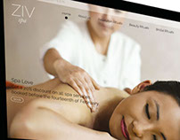 Spa -Website Design