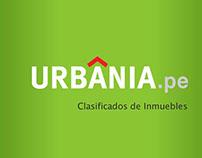 Urbania – Rediseño del Sitio Web