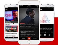 CNN Mobile App