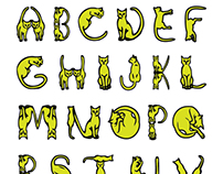 Daddy Cat Font