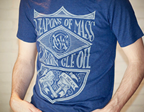 Weapons of Mass Creation - Official 2013 Shirt