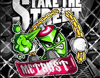 take the street