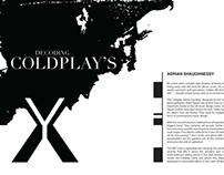 Decoding Coldplay's X&Y