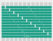 Grid 970px Web12 col (psd)