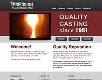 Precision Castings, Inc. Rebranding