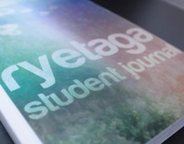 Ryetaga  - Lenticular Cover