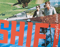 SHIFT: A Walter Salles Film Festival - Signage