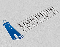 Lighthouse Consulting Logo Template