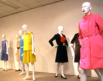 Norman Norell exhibition