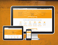 INTELOGISTIKA responsive website