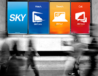 Sky Corporation (Corporate Identity)
