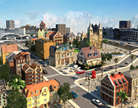 Macky city