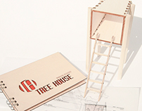 Tree House Brochure (Student Project)