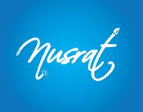 Nusrat Branding Project