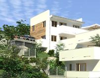 """Dom jednorodzinny """"Jacmel - Haiti"""""""