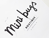 Mini Bugs Branding