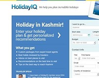 HolidayIQ Desktop Website