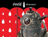 Coca Cola : Kill Boredom