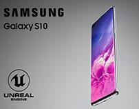 Galaxy S10 UE4