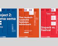 Sophiensæle Modular Poster System