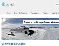 Web Site - Geped