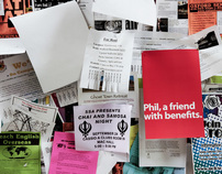 Conoco Phillips recruitment campaign: Work With Phil