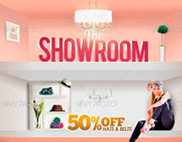 The Showroom Flyer Template