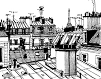 Roofs of cities