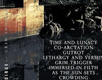 Southern Dirge - Grim Trigger