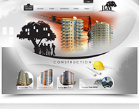 Alanya Bay Construction Web Design