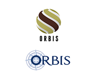 Logos for Orbis