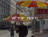 WTF NYC Souvenirs - Products