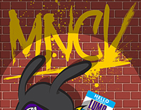 MNCV - Lumo the Rabbit