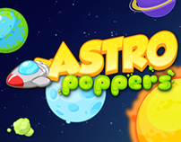 AstroPoppers iOs Game