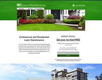 HBS Lawn Maintenance