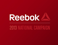 REEBOK - 2013 Live With Fire National Campaign