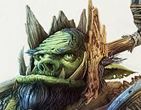 Wood Ogre