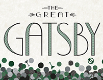 The Great Gatsby Motion Titles