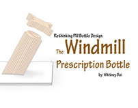 Rethinking Pill Bottle Design---The Windmill Prescripti