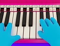 Clases de Pianito #1