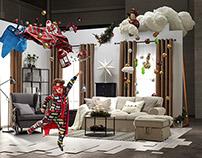 IKEA Xmas Tales