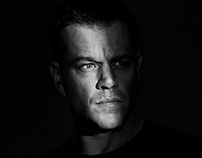 Jason Bourne Digital Campaign
