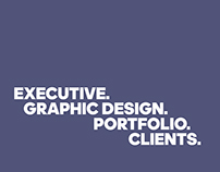 // Portfolio | Executive Graphic Designer //