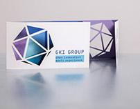 GKI creative business cards