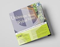 University Leaflet