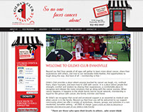 Gilda's Club Evansville Website
