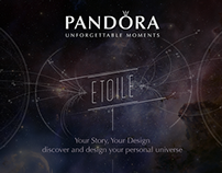 Pandora Etoile Concepts for Marketing Viral Campaign