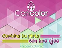 Concolor.
