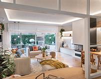 Indoor Landscape by Egue y Seta