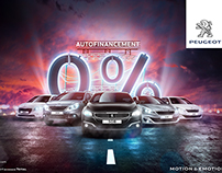 peugeot-o% autofinancement